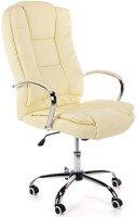Fotel biurowy MAX - beżowy