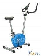 Rower treningowy magnetyczny niebieski