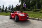 SPORTCAR 4Z kabrio 2-osobowy czerwony