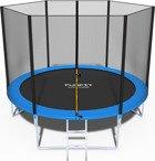Trampolina składana 312cm (10 ft) z siatką ochronną batut