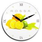 Zegar ścienny Rossa - owoce