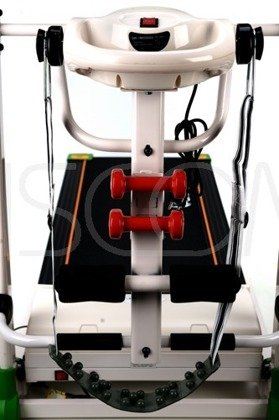 Bieżnia Elektryczna z Masażerem FUNFIT - B3
