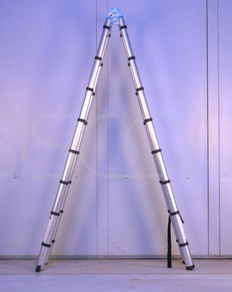 Drabina Aluminiowa Teleskopowa podwójna 5m