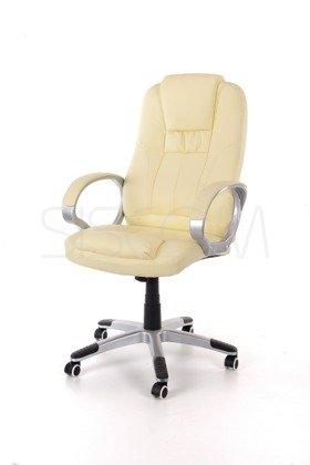 Fotel biurowy MARCUS - beżowy