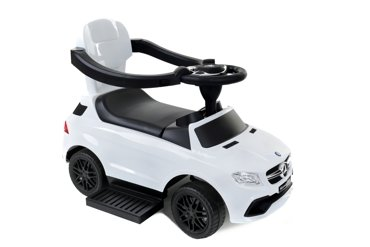 Jeździk 3w1, pchacz dla dzieci MERCEDES GLE63
