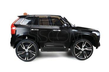 Pojazd Akumulatorowy Volvo XC90 - czarny