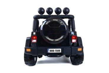 Pojazd akumulatorowy JEEP BRD-7588