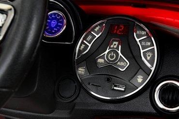Pojazd akumulatorowy MX6