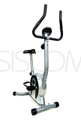 Rowerek Treningowy Magnetyczny - srebrny