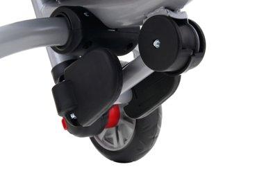 Rowerek trójkołowy FUN BIKE składany z lampką LED