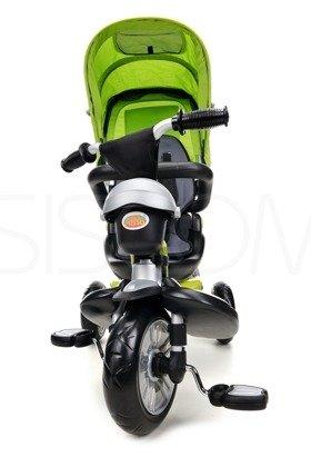 Rowerek trójkołowy z daszkiem VIKY CHIC BIKE