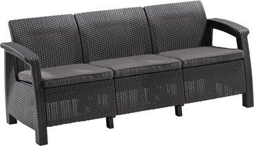 Sofa CORFU II MAX LOVE